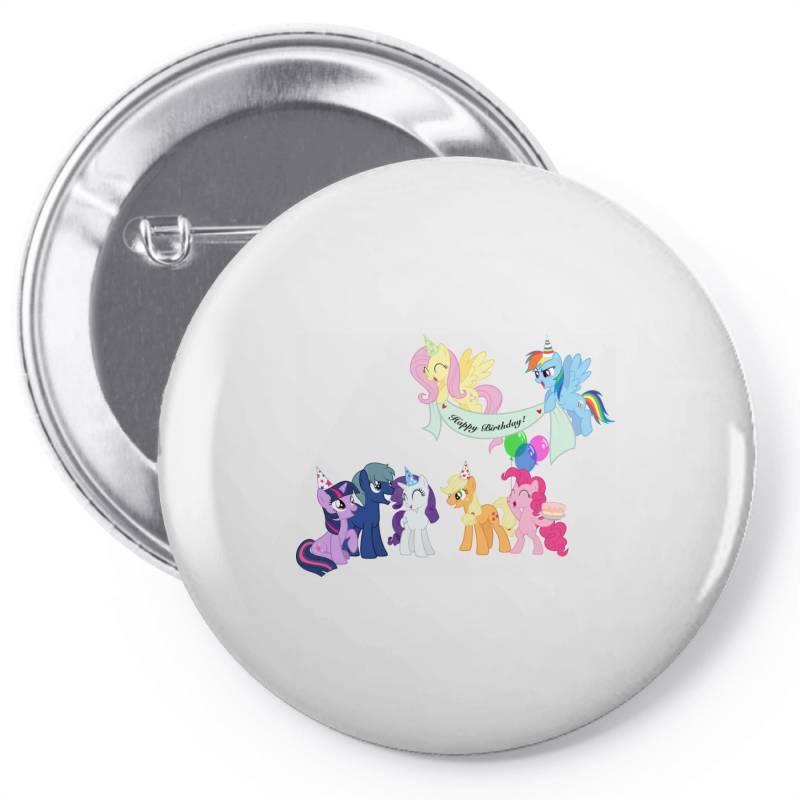Happy Birthday Pin-back Button | Artistshot