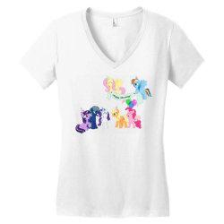 happy Birthday Women's V-Neck T-Shirt | Artistshot