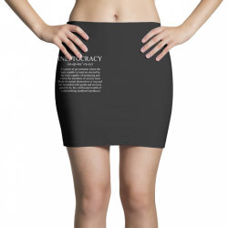 ineptocracy Mini Skirts | Artistshot