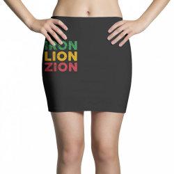 iron lion zion Mini Skirts   Artistshot