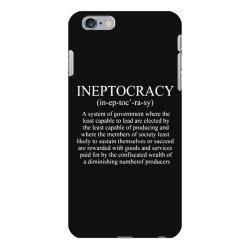 ineptocracy iPhone 6 Plus/6s Plus Case | Artistshot