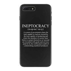 ineptocracy iPhone 7 Plus Case | Artistshot