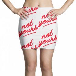 Not Yours Mini Skirts | Artistshot