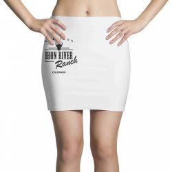 iron river ranch colorado Mini Skirts | Artistshot