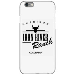 iron river ranch colorado iPhone 6/6s Case | Artistshot