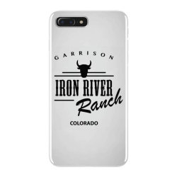 iron river ranch colorado iPhone 7 Plus Case | Artistshot