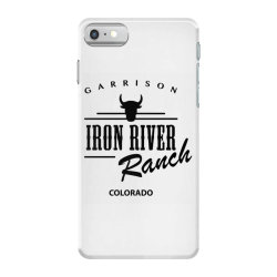 iron river ranch colorado iPhone 7 Case | Artistshot