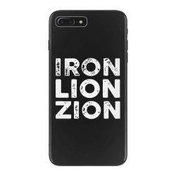 iron lion zion iPhone 7 Plus Case | Artistshot