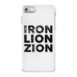 iron lion zion iPhone 7 Case | Artistshot
