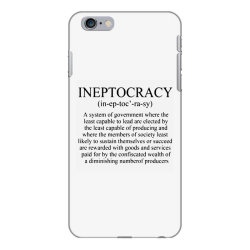 ineptocracy iPhone 6 Plus/6s Plus Case | Artistshot