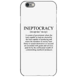 ineptocracy iPhone 6/6s Case | Artistshot