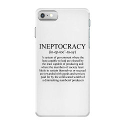 ineptocracy iPhone 7 Case | Artistshot