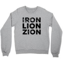 iron lion zion Crewneck Sweatshirt   Artistshot