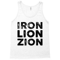 iron lion zion Tank Top   Artistshot