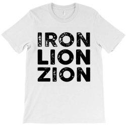 iron lion zion T-Shirt   Artistshot