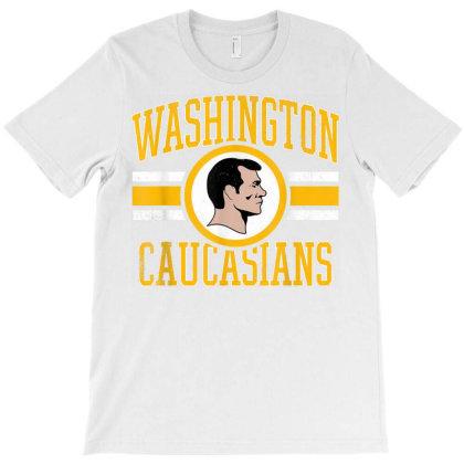 Washington Caucasians Football Rednecks Washington T Shirt T-shirt Designed By Welcome12