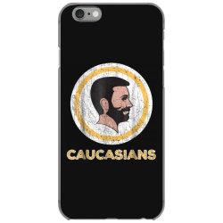caucasian t shirt caucasians tshirt iPhone 6/6s Case | Artistshot