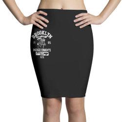 indigo knights brooklyn new york Pencil Skirts | Artistshot
