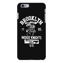 indigo knights brooklyn new york iPhone 6 Plus/6s Plus Case | Artistshot
