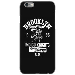 indigo knights brooklyn new york iPhone 6/6s Case | Artistshot