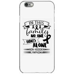 in this family no fight alone iPhone 6/6s Case | Artistshot
