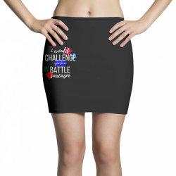 i would challenge you to a battle sarcasm Mini Skirts | Artistshot