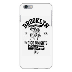 indigo knights brooklyn new york iPhone 6 Plus/6s Plus Case | Artistshot