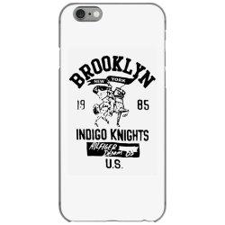indigo knights brooklyn new york iPhone 6/6s Case | Artistshot