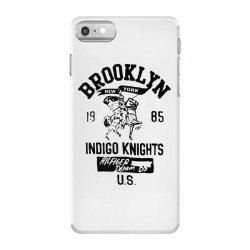indigo knights brooklyn new york iPhone 7 Case | Artistshot