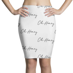 Oh Honey Pencil Skirts | Artistshot