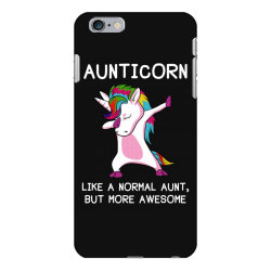 aunticorn unicorn aunt essential t shirt iPhone 6 Plus/6s Plus Case | Artistshot