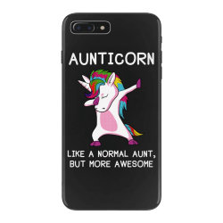 aunticorn unicorn aunt essential t shirt iPhone 7 Plus Case | Artistshot