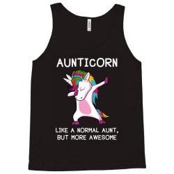 aunticorn unicorn aunt essential t shirt Tank Top | Artistshot