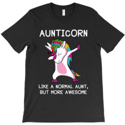 aunticorn unicorn aunt essential t shirt T-Shirt | Artistshot