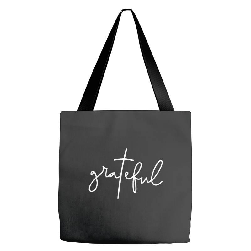 Grateful Idea Design Tote Bags | Artistshot
