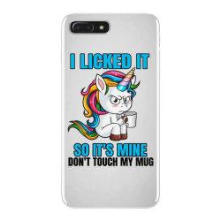 I Licked it so it´s mine iPhone 7 Plus Case | Artistshot