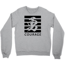 Self Courage Crewneck Sweatshirt | Artistshot