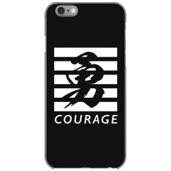Courage iPhone 6/6s Case | Artistshot