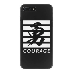Courage iPhone 7 Plus Case | Artistshot