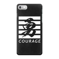 Courage iPhone 7 Case | Artistshot