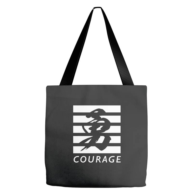 Courage Tote Bags   Artistshot