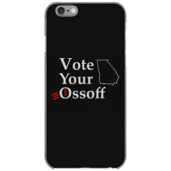 vote your ossoff essential t shirt iPhone 6/6s Case | Artistshot