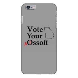 vote your ossoff t shirt iPhone 6 Plus/6s Plus Case   Artistshot