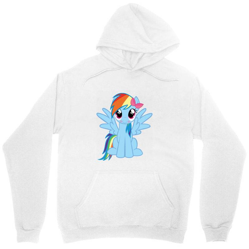 Unicorn Cute Cartoon Art Unisex Hoodie | Artistshot