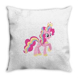Unicorn cute cartoon art Throw Pillow   Artistshot
