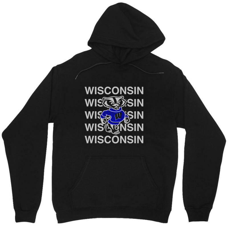 Wisco Art T Shirt Unisex Hoodie | Artistshot