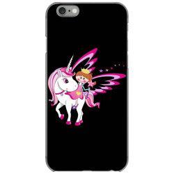 Unicorn cute cartoon art iPhone 6/6s Case   Artistshot