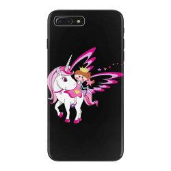 Unicorn cute cartoon art iPhone 7 Plus Case   Artistshot