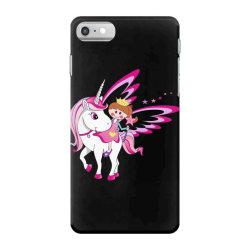 Unicorn cute cartoon art iPhone 7 Case   Artistshot