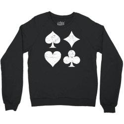 playing cards Crewneck Sweatshirt | Artistshot